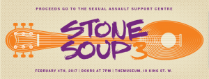 image of Stone Soup 3 - February 4th @ THEMUSEUM