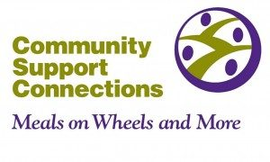 image of the Community Support Connections logo