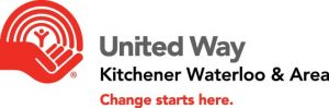 image of the Logo for the United Way Kitchener Waterloo & Area