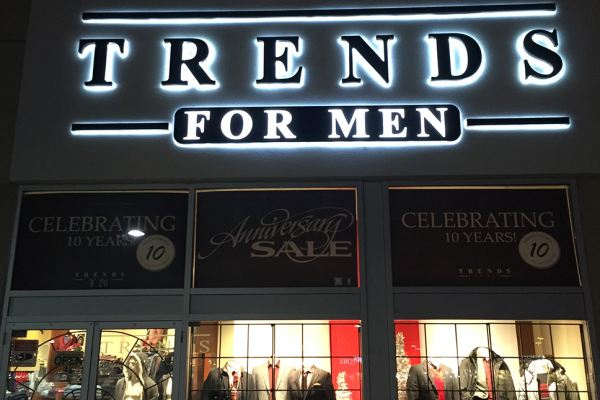 Trends For Men