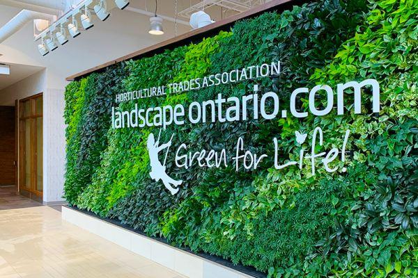 Landscape Ontario Acrylic Pinmounts