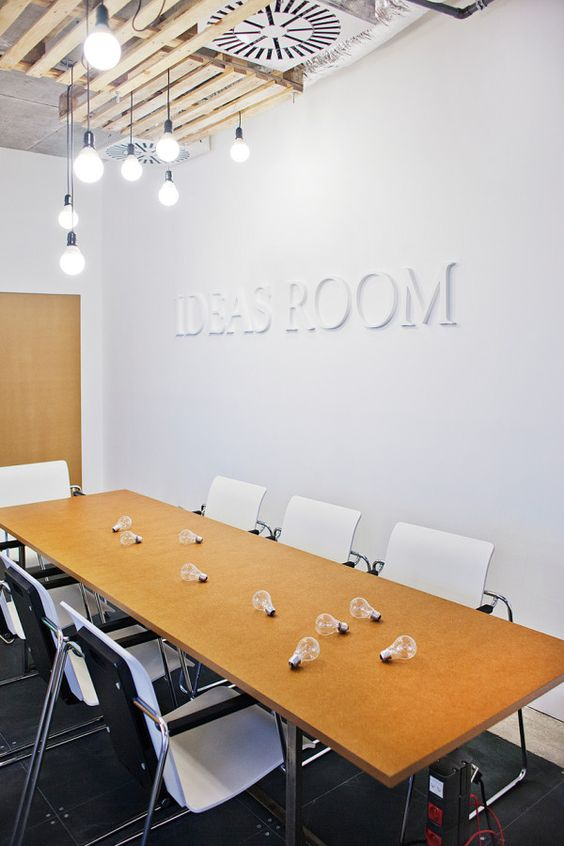 Business Meeting Room Signage - Tips To Designing An Impressive ...