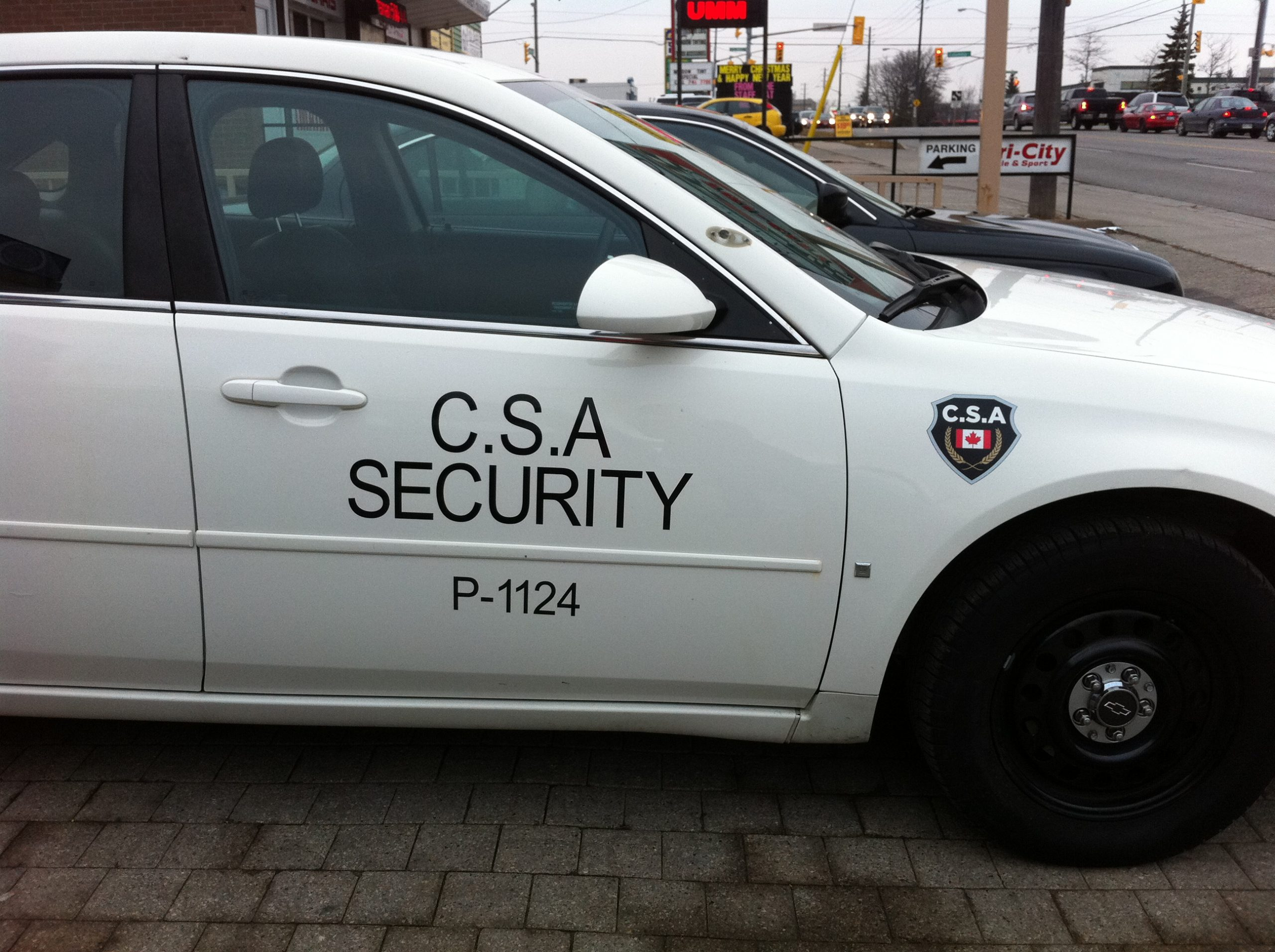 CSA Security Vehicle Graphics (2) -