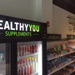 image of the Healthy You's fridge graphic