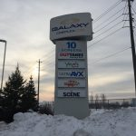 image of the cineplex galaxy waterloo pylon sign