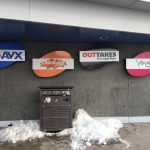 image of the cineplex galaxy waterloo channel box signs