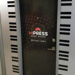 image of the Door Graphics for MPress Music Studio